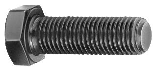 DIN 933 Болт с шестигранной головкой и полной резьбой