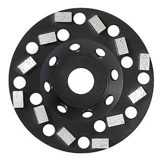 Алмазная шлифовальная чашка Raindrop Cup Wheel