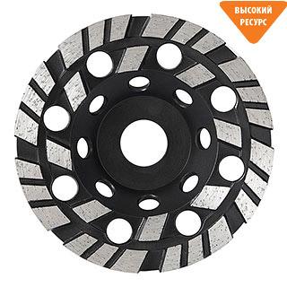 Алмазная чашка Turbo Segment Cup Wheel