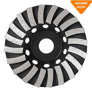 Алмазная чашка MBL Segmented Cup Wheel