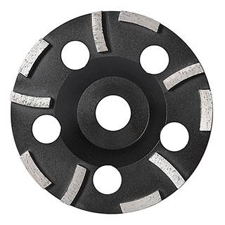 Алмазная шлифовальная чашка MAZ Cup Wheel