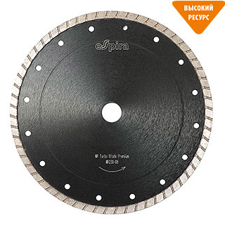 Алмазный диск WR Turbo Blade