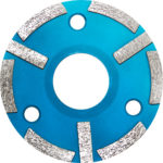 Алмазная шлифовальная фреза Grinding Cup Wheel MPZ