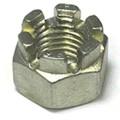 Гайка шестигранная корончатая DIN 935 ( ГОСТ 5918)