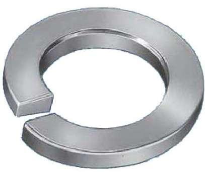 Шайба пружинная (гровер) DIN 127 (ГОСТ 6402)