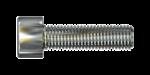 ГОСТ 11738-84 Винт с внутренним шестигранником и цилиндрической головкой